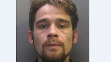 John Berry, who police are keen to speak to in connection with a serious assault in Essex. Picture: