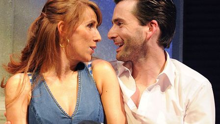David Tennant and Catherine Tate in Much Ado About Nothing - one of the limited runs now populating