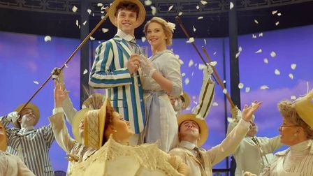 Half A Sixpence a reworked production by Styles and Drewe - one of the limited runs now populating