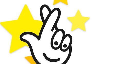 Logo for The National Lottery EuroMillions draw, as the biggest Lottery jackpot ever offered in the
