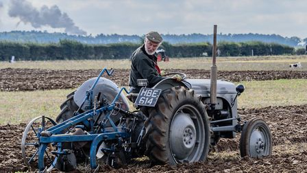 The 15th annual ploughing match held on the Ampton Hall estate, near Bury St Edmunds. Picture: ANGEL