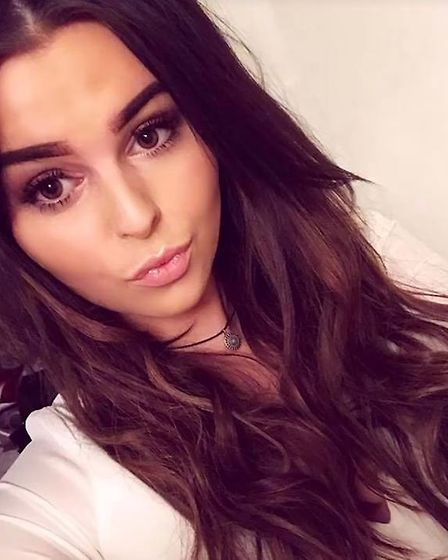 Colchester woman Amy Vigus, who died after taking an unknown substance at a music event in Elrow Tow