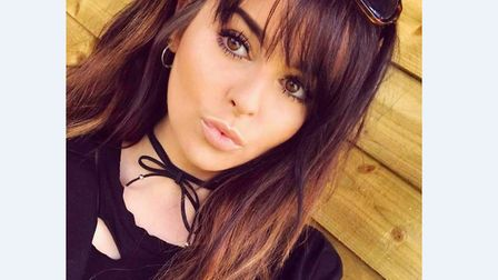 Amy Vigus, 20, died after taking what she believed was MDMA at a musical event in London