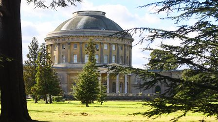 Suffolk can attract heritage lovers with attractions like the National Trust's Ickworth House. Pict