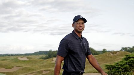 Nino Severino once helped set up a gym for Tiger Woods! Picture: PA SPORT