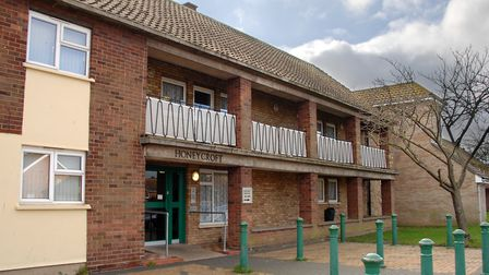 Honeycroft sheltered housing in Lawford. Picture: TDC