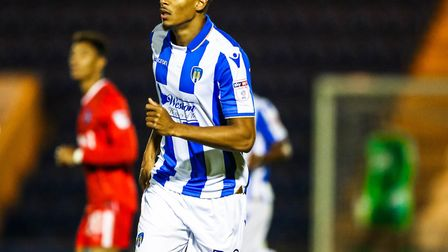 Kurtis Guthrie, in action on his return from injury against Gillingham, could have an injection in h