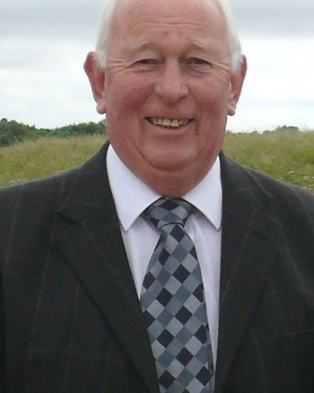 Fred Nicholls, Tendring District Council cabinet member for corporate enforcement. Picture: TDC