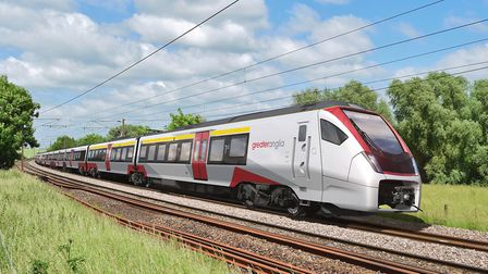 New trains built by Stadler are due to be introduced by Greater Anglia in two years' time. Picture: