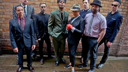 The Selecter performed at The Apex in Bury St Edmunds. Picture: CONTRIBUTED