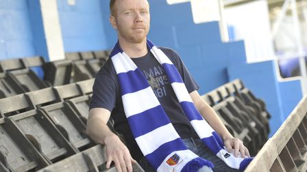 Shane Wardley is the new Hadleigh United boss. Picture: ARCHANT