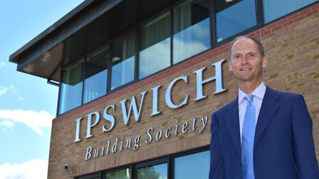 Richard Norrington, chief executive officer of Ipswich Building Society.