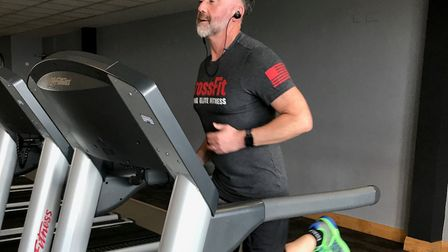 Marathon runner Tony Moorcroft is organising another charity festival in Woodbridge. Picture: CONTRI