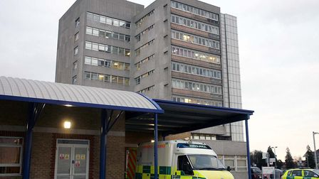 Southend Hospital. Picture: EASTNEWS/PETER LAWSON