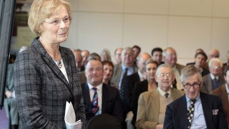 Baroness Hazel Byford, president elect of the SAA. Picture: NIGEL BROWN