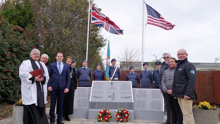Hopkins Homes announced a £10,000 annual grant for the repair and conservation of war memorials in E