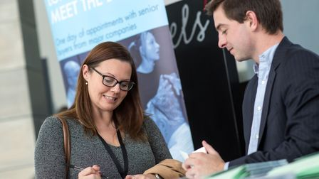 Nearly 300 businesses from across the East of England and London attended the 17th London Stansted M