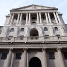A general view of the Bank of England in London. Picture: Stefan Rousseau/PA Wire
