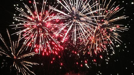 Around 3,000 people are expected for a free fireworks display in Sudbury.