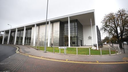 Conrad Nelson has refused to give evidence at Ipswich Crown Court. Picture: GREGG BROWN