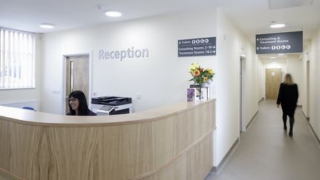 Wivenhoe Medical Centre. Picture: WIVENHOE MEDICAL CENTRE