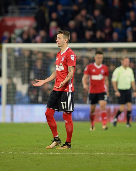 Bersant is left asking questionsas Cardiff double their lead after half-time Picture Pagepix