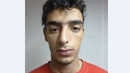 Akram Bounouala, who may have links to Cambridge, is missing. Picture: SUPPLIED BY SUFFOLK CONSTABUL