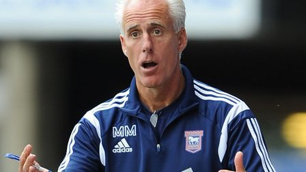 McCarthy is one of only eight active managers in England to have reached the five-year mark. Picture