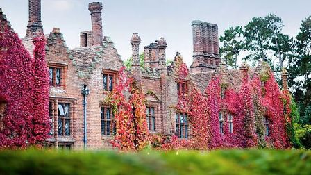 Seckford Hall Hotel. Picture: COLLIERS INTERNATIONAL