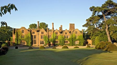 EADT NEWS London, UK – The exclusive Tudor country house hotel Seckford Hall in Woodbridge, Suffo