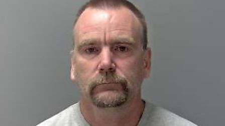 Stephen Mainwaring has been jailed for six years for a string of burglaries across west Suffolk