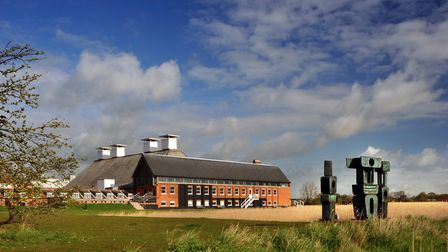 Spend the evening at Snape Maltings. Picture: PHILIPVILE