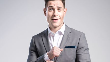 Comedian and prankster Lee Nelson. Photo: Contributed