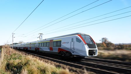 Greater Anglia services have been disrupted. Picture: GREATER ANGLIA