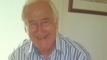 Keith Smith has been reported missing. Picture: SUFFOLK CONSTABULARY
