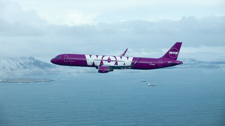 WOW Air is to start flights to New York's JFK airport. Picture: WOW Air
