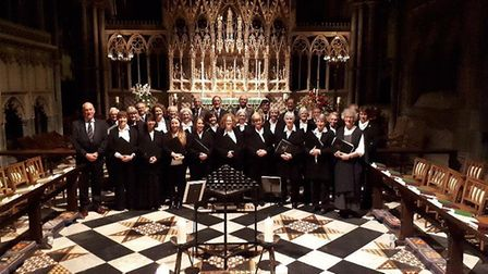 Kirbye Voices at Ely Cathedral