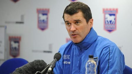 Roy Keane also won 24 points from 15 matches in 2010/11. Picture: Alex Fairfull