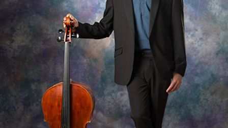 Young cellist Sheku Kanneh-Mason is the soloist in Ipswich Symphony Orchestra's concert at the Corn