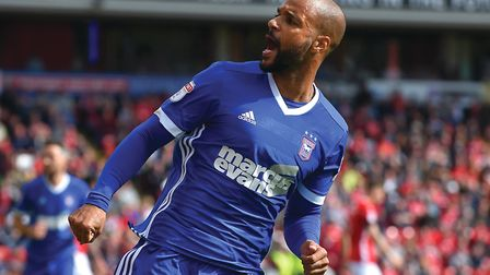 Kevin Beattie has been impressed by David McGoldrick this season. Picture: PAGEPIX