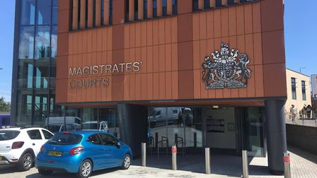 Colchester Magistrates' Court. Picture: ABBIE WEAVING