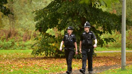 Police have reported a rise in dog attacks (stock image). Picture: SARAH LUCY BROWN