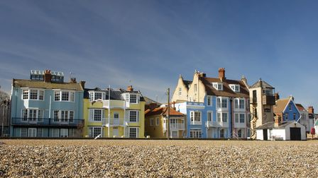 Vodafone says you should soon get its 4G network on Aldeburgh seafront. Picture: THINKSTOCK