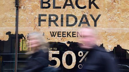 Black Friday falls on November 24 this year but you don't have to take part. You could support Buy N