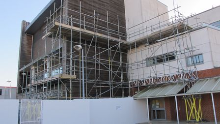 Colchester Primary Care Centre. Picture: COLCHESTER HOSPITAL UNIVERSITY NHS FOUDATION TRUST