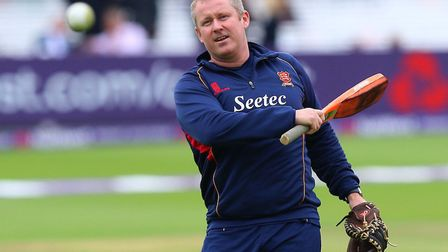 Anthony McGrath is the new head coach at Essex County Cricket Club. Picture: NICK WOOD/UNSHAKEN PHOT