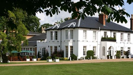 The Bedford Lodge Hotel & Spa has been crowned best wedding venue in the East of England. Picture: