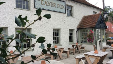 The Layer Fox pub in Colchester reached sixth place. Picture: CONTRIBUTED