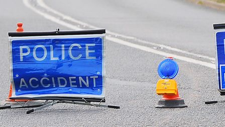Police have been called to an accident on the A134. Picture: ARCHANT LIBRARY