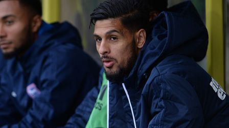 Kevin Bru on the bench at Burton Albion. Picture: PAGEPIX